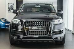 Audi Q7 TDI V6 clean diesel - 245 hk quattro TiptronicOm Virksomheden: