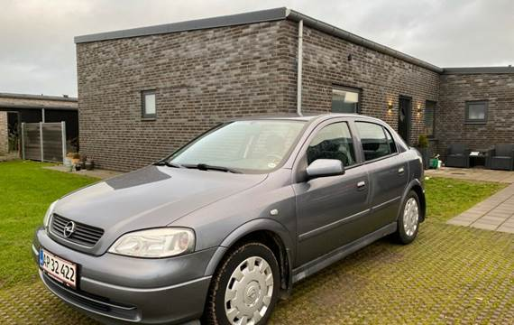 Opel Astra 1,6 Classic Comfort