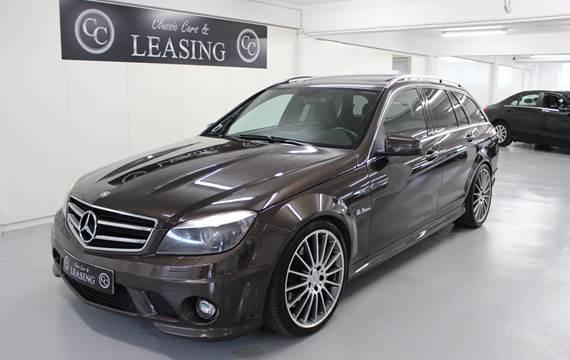 Mercedes C63 Performance 487 hkOm Virksomheden: