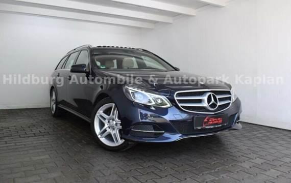 Mercedes E250 CDI - 204 hk G-TRONICOm Virksomheden: