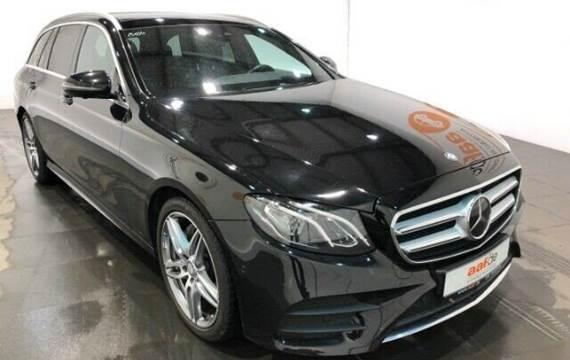 Mercedes E220 d E220d - 194 hk G-TRONICOm Virksomheden: