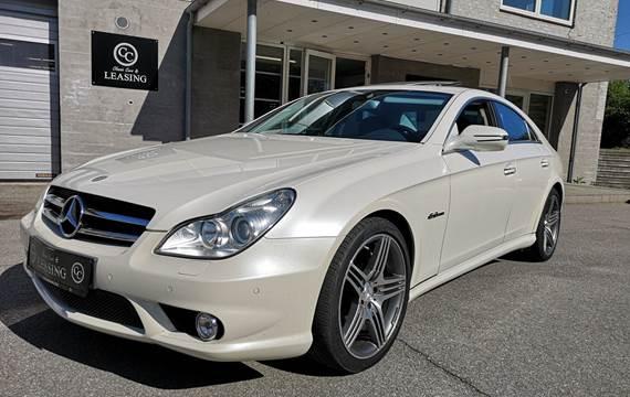 Mercedes CLS63 - 514 hkOm Virksomheden: