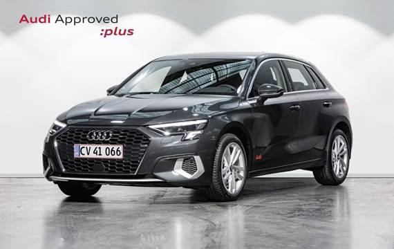 Audi A3 TDi Prestige SB S-tr.