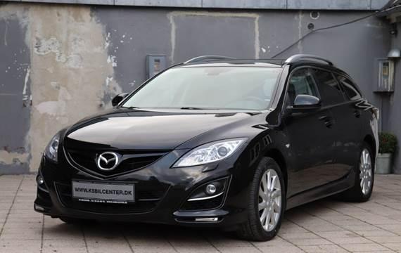 Mazda 6 2,2 DE 163 Advance stc.
