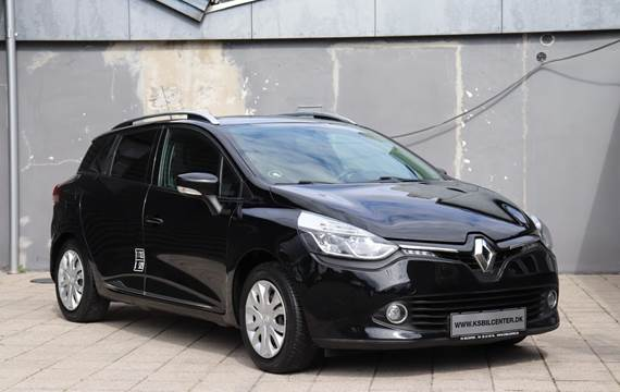 Renault Clio IV 1,5 dCi 75 Expression ST Van