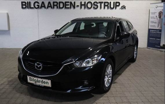 Mazda 6 2,2 Sky-D 150 Core Business stc.