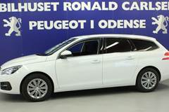 Peugeot 308 1,5 BlueHDi Edition:210+ SW EAT8