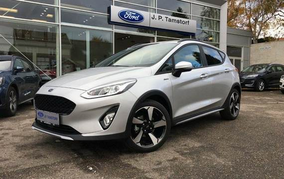 Ford Fiesta 1,0 EcoBoost Active X  5d 6g