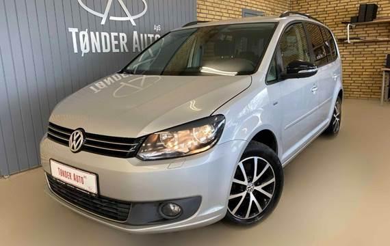 VW Touran 2,0 TDi 140 Match BMT 7prs