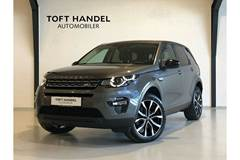 Land Rover Discovery Sport 2,0 TD4 150 SE aut. Van