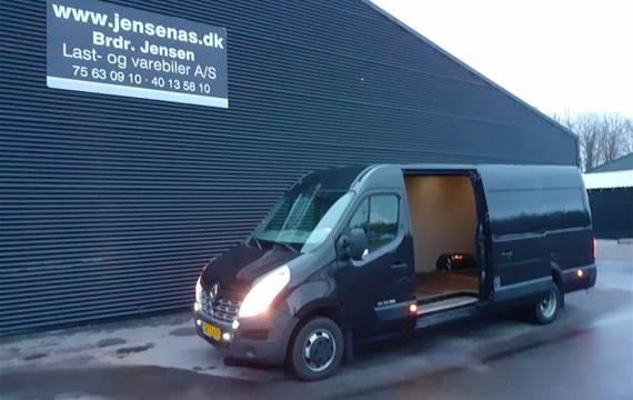 Renault Master 2,3 2.3 dCi S&S 165 RWD