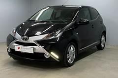 Toyota Aygo 1,0 VVT-i x-black II
