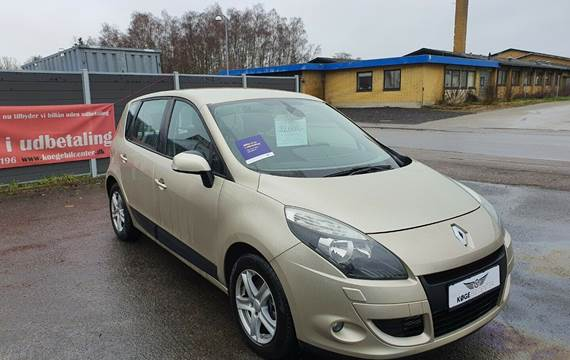 Renault Scenic III 1,9 dCi 130 Dynamique