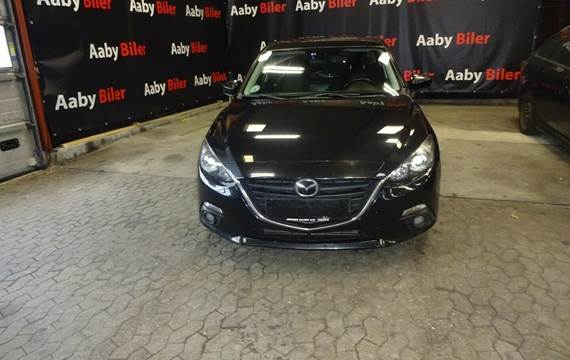 Mazda 3 2,2 Sky-D 150 Vision