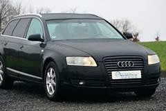 Audi A6 2,0 TDi 140 Avant