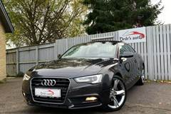 Audi A5 3,0 TDi 245 Coupé quattro S-tr. CD