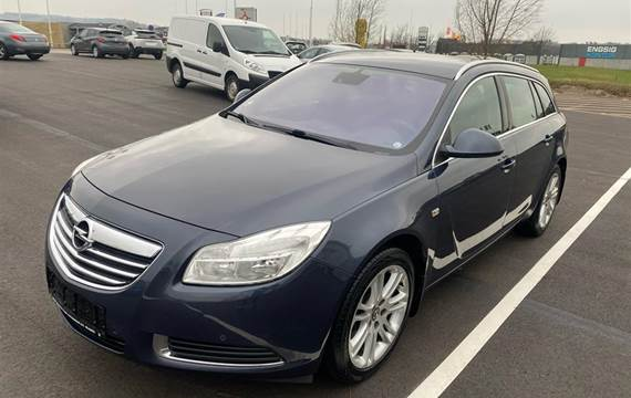 Opel Insignia 1,6 Sports Tourer  Edition  Stc 6g