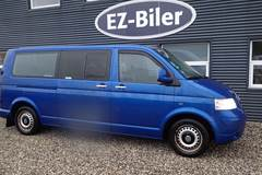 VW Shuttle 2,5 TDi 130 10prs