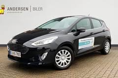 Ford Fiesta 1,0 EcoBoost Hybrid Titanium Start/Stop 155HK 5d 6g