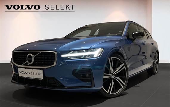 Volvo V60 2,0 D3 R-design  Stc 8g Aut.