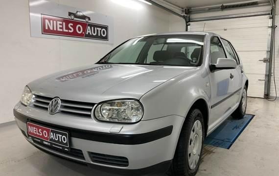 VW Golf IV 2,0 Comfortline