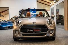 Mini Cooper 1,5 136 Essential Edit. Cabrio aut