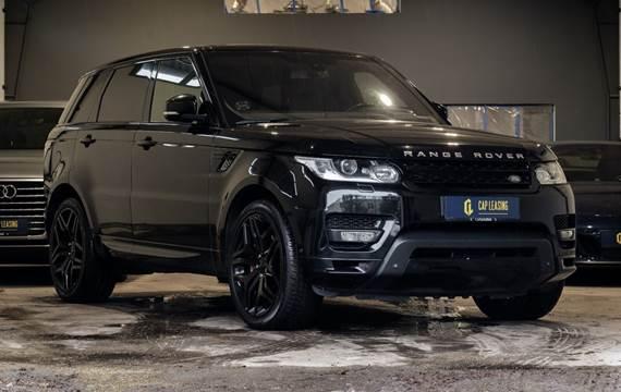 Land Rover Range Rover sport 4,4 SDV8 Autobiography aut.