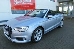 Audi A3 1,4 TFSi 150 Sport Cabriolet S-tr.