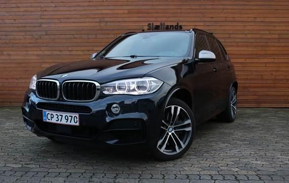 BMW X5 3,0 M50d M-Sport xDrive aut.