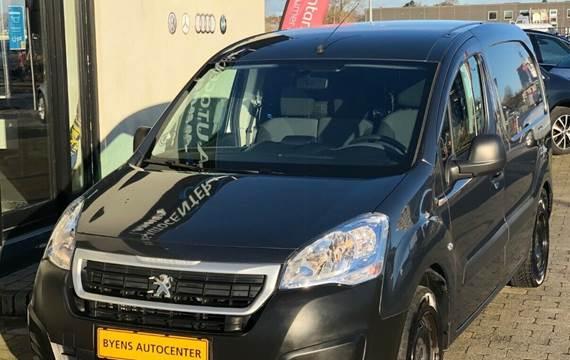 Peugeot Partner 1,6 BlueHDi 100 L1 Premium Van