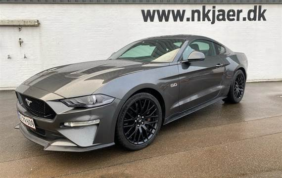 Ford Mustang Ti-VCT GT 450HK 2d 10g Aut.