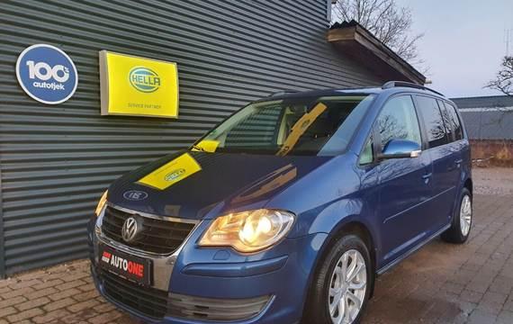 VW Touran 2,0 TDi 140 Trendline 7prs