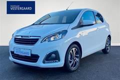 Peugeot 108 ,0 e-Vti Edition 20  5d