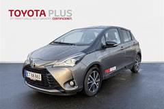 Toyota Yaris 1,5 VVT-I T2 Limited Premium  5d 6g