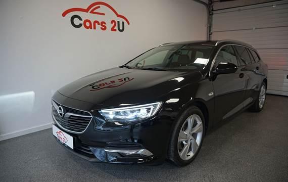 Opel Insignia 2,0 CDTi 170 Impress ST aut.