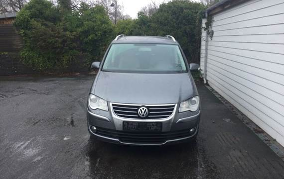 VW Touran 1,4 TSi 140 Highline DSG