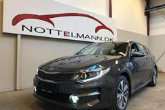 Kia Optima 1,7 CRDi 141 Advance SW