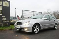 Mercedes C220 2,2 CDi Elegance stc.