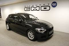 BMW 118i 1,6 aut.