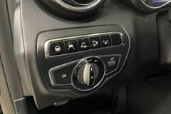 Mercedes C300 h 2,2 Avantgarde stc. aut.