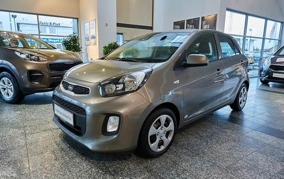 Kia Picanto Motion Plus 85HK 5d