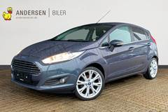 Ford Fiesta 1,0 EcoBoost Titanium X Start/Stop 125HK 5d