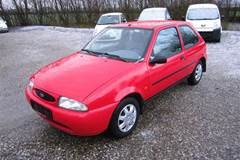 Ford Fiesta 1,25 16V Flair CTX 75HK 3d Trinl. Gear