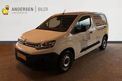 Citroën Berlingo 1,5 L1 1,5 Blue HDi Proffline start/stop 100HK Van