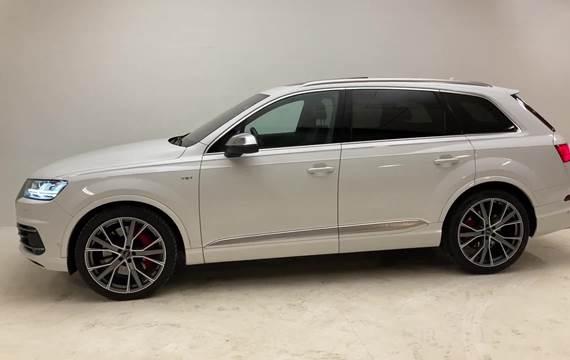Audi SQ7 4,0 TDi quattro Tiptr. Van