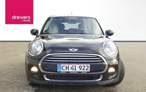 Mini Cooper 1,5 136 Chili