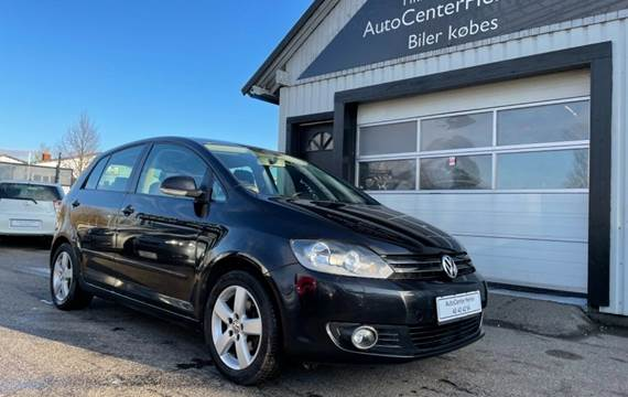 VW Golf Plus 1,4 TSi 122 Comfortline