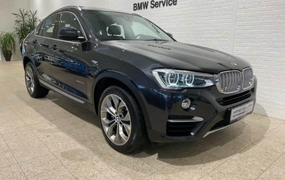 BMW X4 3,0 xDrive35d aut.