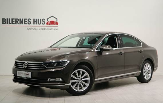 VW Passat 1,8 TSi 180 High+ DSG