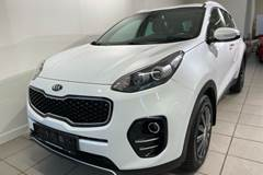 Kia Sportage 1,7 CRDi 141 Advance Edition DCT